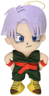 Dragon Ball Z Trunks 8 Inch Plush