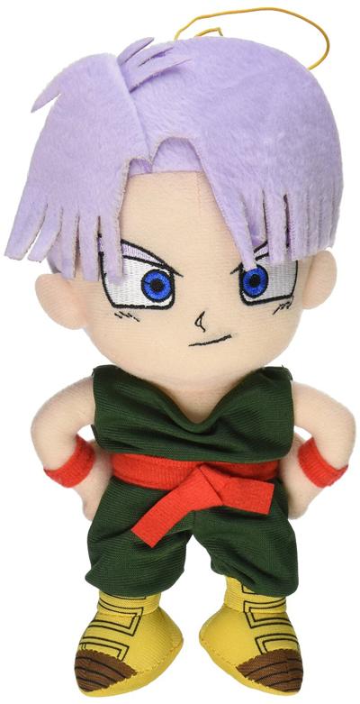 Dragon Ball Z Trunks 8 Inch Plush