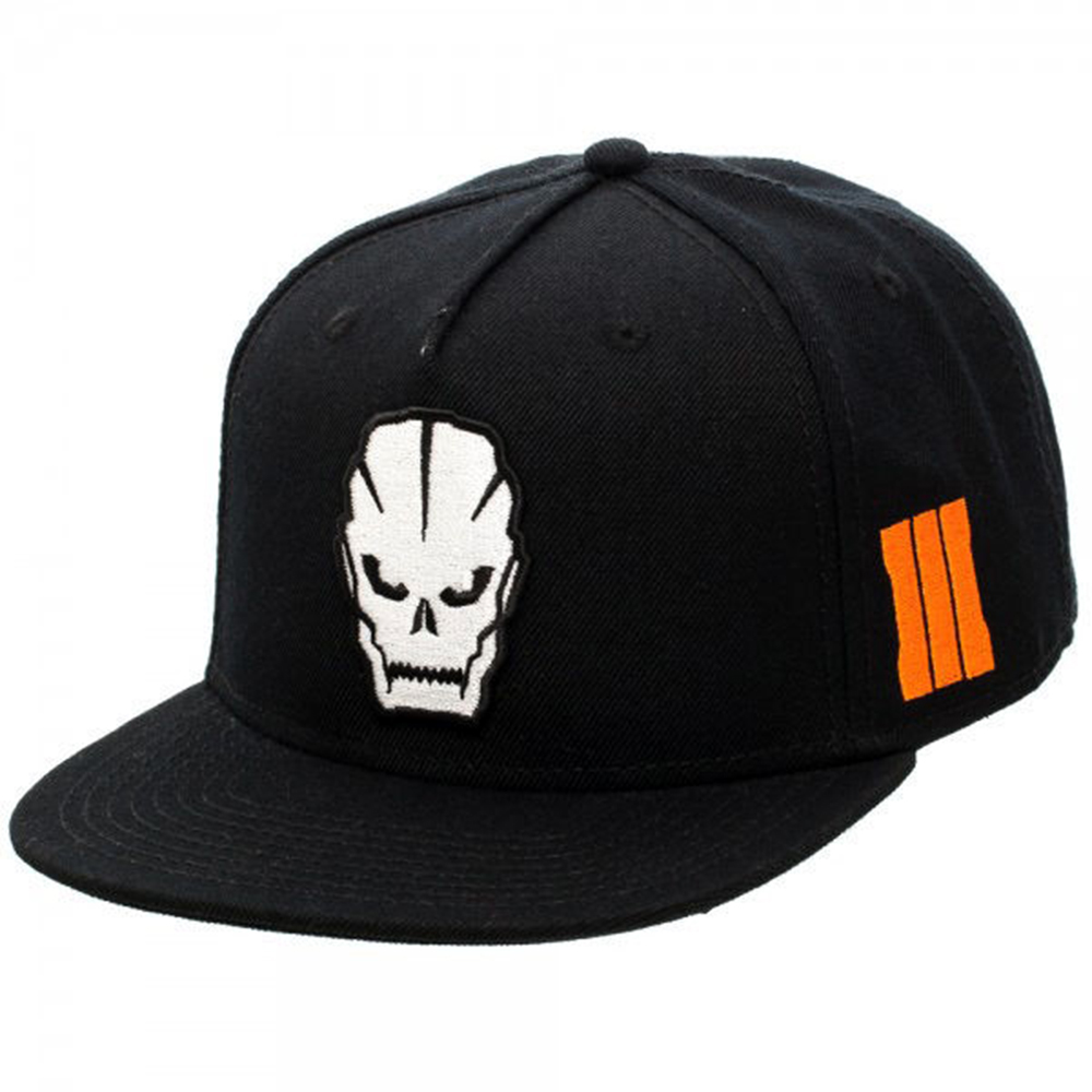Call of Duty Black Ops III Snapback Cap