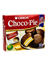 Orion Choco Pie 12 Packs