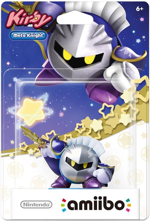 amiibo Meta Knight Kirby Series