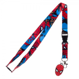 Marvel Spiderman Lanyard With Charm