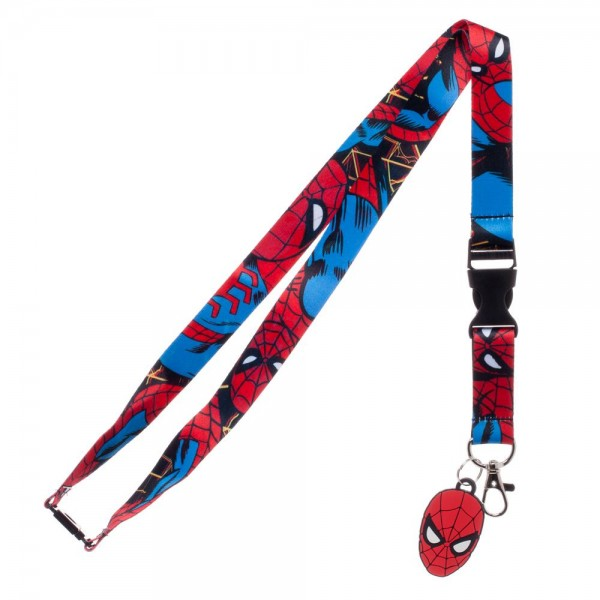 Marvel Spiderman Lanyard
