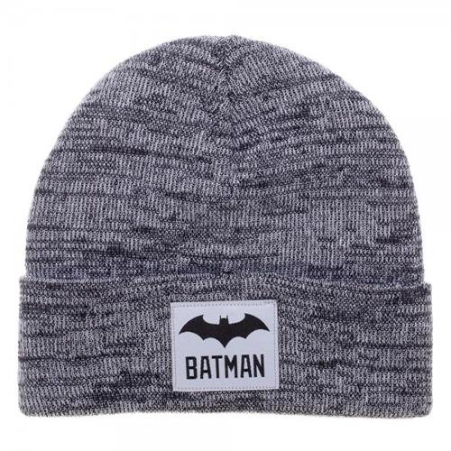 Batman Marled Cuff Beanie