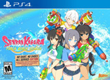 Senran Kagura: Peach Beach Splash No Shirt, No Shoes, All Service Edition