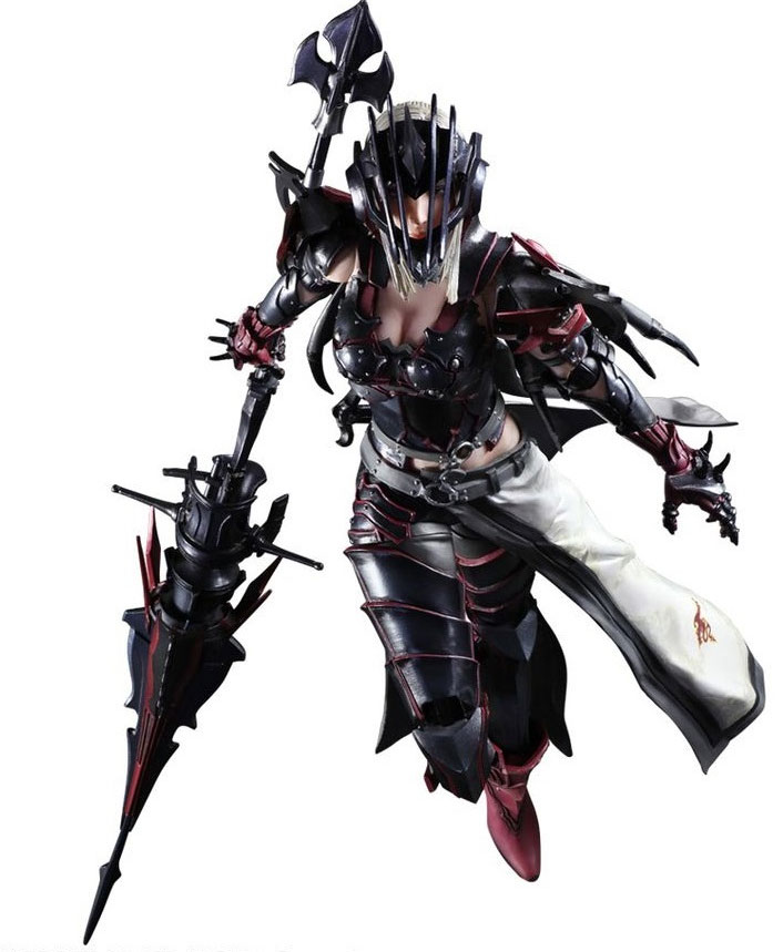 Final Fantasy XV Aranea Highwind Play Arts Kai Action Figure