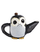 Star Wars: The Last Jedi: Porg 32 oz Sculpted Ceramic Teapot
