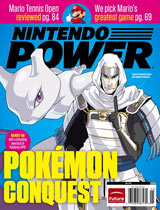 Nintendo Power Volume 278 Pokemon Conquest