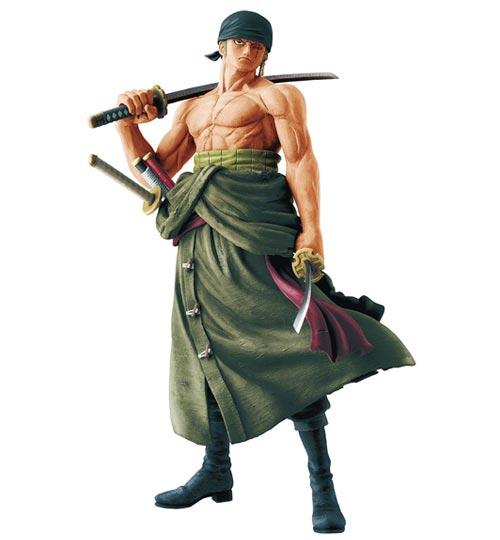 One Piece Roronoa Zoro 9 Inch Memory Figure