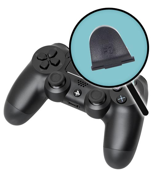 PlayStation 4 Repairs: Controller Right Trigger Replacement Service