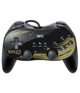 Nintendo Wii Classic Controller Pro Samurai Warriors 3