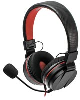 Nintendo Switch HeadSet S Gaming Headset Snakebyte