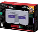 New Nintendo 3DS XL Super NES Edition System Trade-In