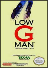 Low G Man: Low Gravity Man