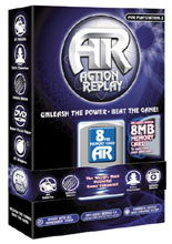 PS2 Action Replay Max w/8MB Memory Card by Intec