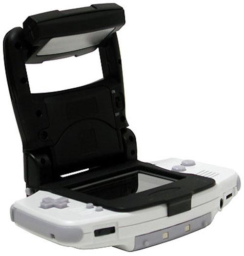 Game Boy Advance Screen Light