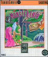 Monster Lair CD