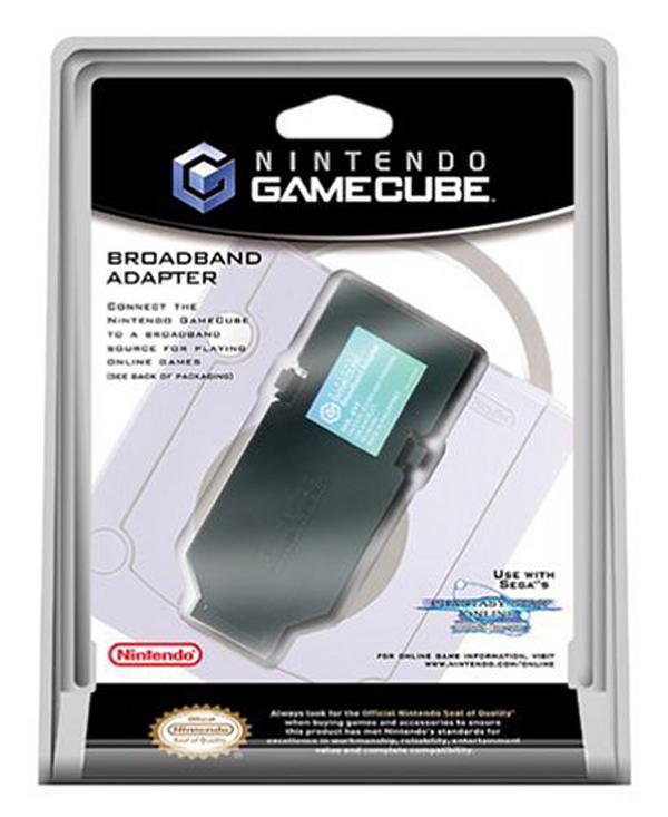 GameCube Broadband Adapter