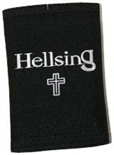 Hellsing Black Rip Style Wallet