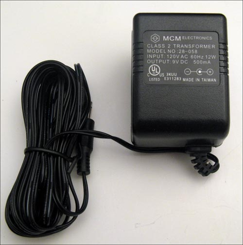 Atari 2600 AC Adapter