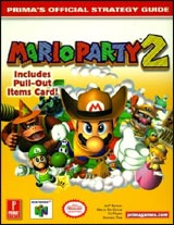 Mario Party 2 Prima's Official Strategy Guide