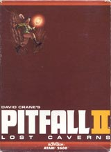 Pitfall II The Lost Caverns