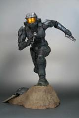 Halo 3 Steel Spartan ARTFX Statue