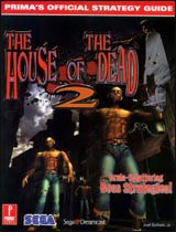 House of the Dead 2 Official Strategy Guide
