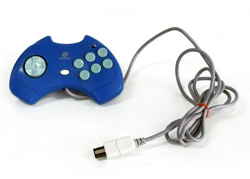 Dreamcast ASCII Pad FT SNK Version