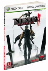 Ninja Gaiden II Official Game Guide