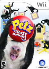 Petz Crazy Monkeyz