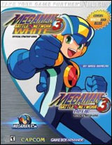 Mega Man Battle Network 3 White/Blue Official Strategy Guide