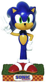 Sonic the Hedgehog Bobblehead