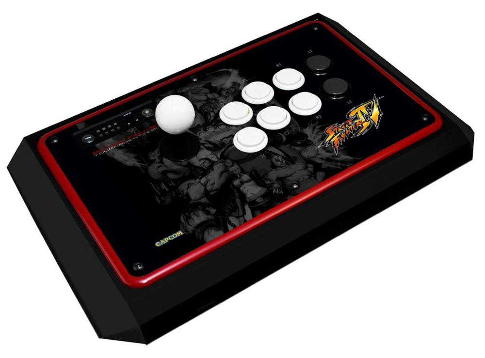 PlayStation 3 Street Fighter IV FightStick Round 2 Tournament Edition