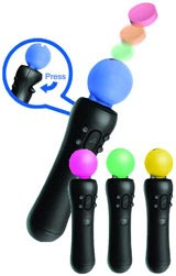 PlayStation Move Klik-On Candy Dispenser Box of 12