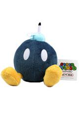 Nintendo Super Mario Bob-omb 5 Inch Plush