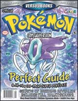 Pokemon Crystal Version Official Perfect Guide