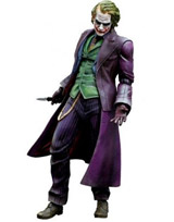 Dark Knight Trilogy Play Arts Kai Joker Action Figure