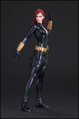 Marvel Comics Avengers Now Black Widow Artfx+ Statue
