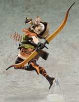 Dragons Crown Elf EX Model PVC Figure