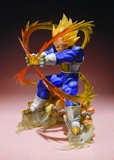 Dragon Ball Z Super Saiyan Vegeta 5