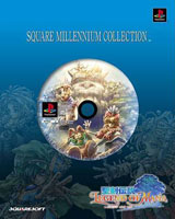 Legend of Mana Square Millennium Collection Seiken Densetsu