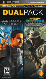 SOCOM U.S / Syphon Filter Dark Mirror Dual Pack