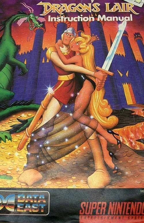 Dragon's Lair (Instruction Manual)