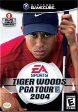 Tiger Woods PGA Tour 2004 Instruction Manual