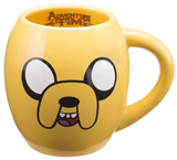 Adventure Time Jake The Dog 18oz Ceramic Oval Mug