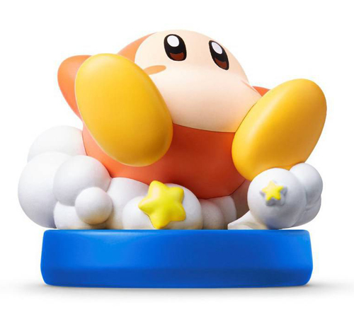 amiibo Waddle Dee Kirby Series
