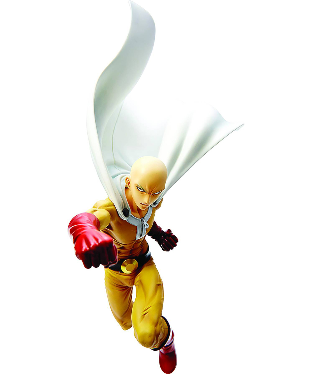 One Punch Man Saitama 1/6 Scale PVC Figure