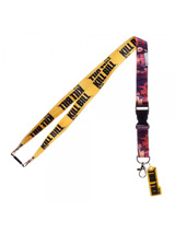 Kill Bill Lanyard With Charm