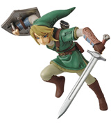 Legend of Zelda Twilight Princess Link Ultra Detail Figure
